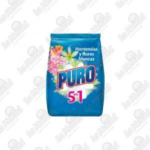 DETERGENTE PURO HORTENSIAS-FLORES*2000GR