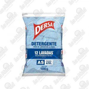 DETERGENTE DERSA AS AZUL*1000GR