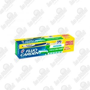 CREMA DENTAL FLUO CARDENT FRESCURA MAX*67GR
