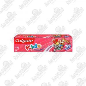 CREMA DENTAL COLGATE KIDS SABORES *50GR