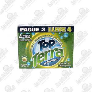 JABON TOP TERRA ECOLOGICO BOSQUE TROPICAL PG3 LL4UND