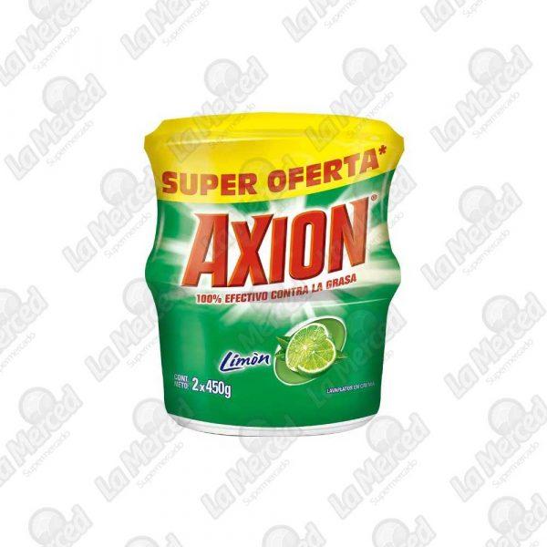LAVALOZA AXION LIMON 450GR*2UND