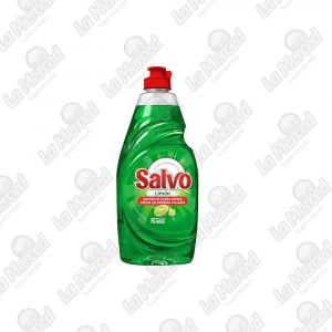 LAVALOZA LIQ SALVO LIMON*750ML