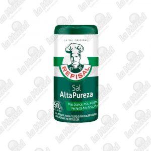 SAL REFISAL ALTA PUREZA*500GR