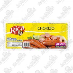 CHORIZO RICA 20UND*1000GR