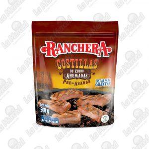 COSTILLAS RANCHERA CERDO AHUMADO*500GR