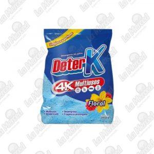 DETERGENTE DETER K TODOTERRENO FLORAL*2850GR