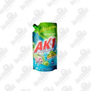 DETERGENTE LIQ AK-1 MANZ-VERDE DOYPACK*900ML