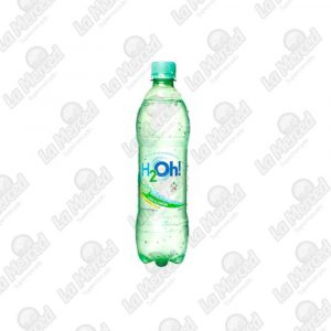 AGUA H2OH LIMA LIMON*600ML