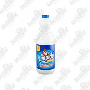 BLANQUEADOR LIMPIDO MULTIUSO*1000ML