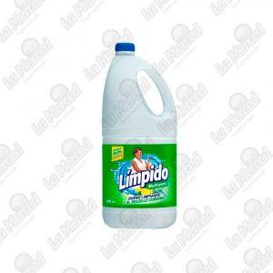 BLANQUEADOR LIMPIDO MULTIUSO LIMON*1800ML