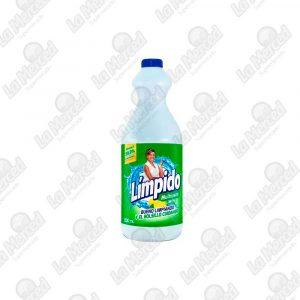 BLANQUEADOR LIMPIDO MULTIUSO LIMON*1000ML