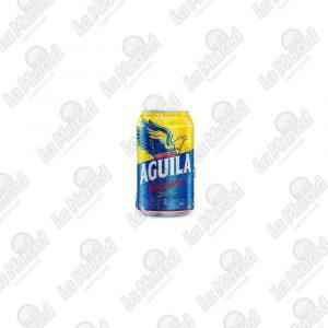 CERVEZA AGUILA ORIGINAL*355ML