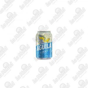 CERVEZA AGUILA LIGHT*330ML
