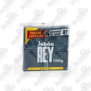 JABON REY 300GR*4UND