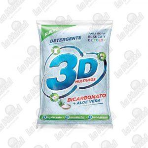 DETERGENTE 3D MULTIUSO *3000GR