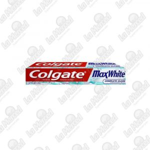 CREMA DENTAL COLGATE MAX WHITE *180GR