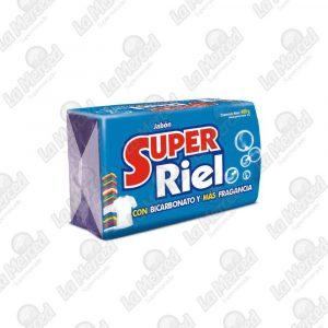 JABON SUPER RIEL *400GR
