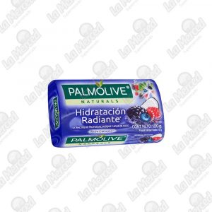 JABON PALMOLIVE HIDRATACION RADIANTE*120GR