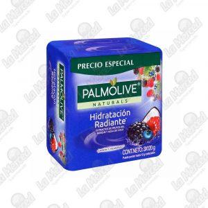 JABON PALMOLIVE FRUTOS BOSQ-COCO 120GR*3UND