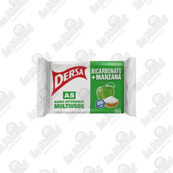 JABON DERSA AS MANZANA*250GR