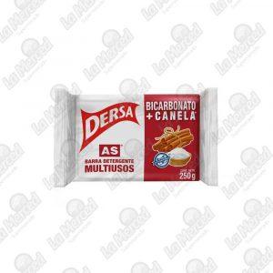 JABON DERSA AS CANELA*250GR