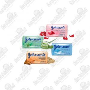 JABON JOHNSON'S SURTIDO 125GR*3UND