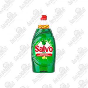 LAVALOZA LIQ SALVO LIMON*1200ML