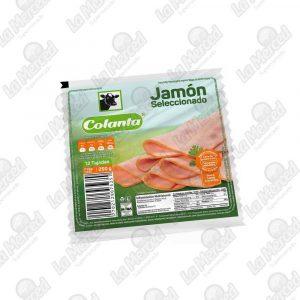 JAMON MONTEFRIO SANDUCHE*250GR