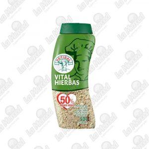 SAL REFISAL VITAL FINAS HIERBAS*50GR