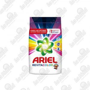 DETERGENTE ARIEL REVITACOLOR*2000ML